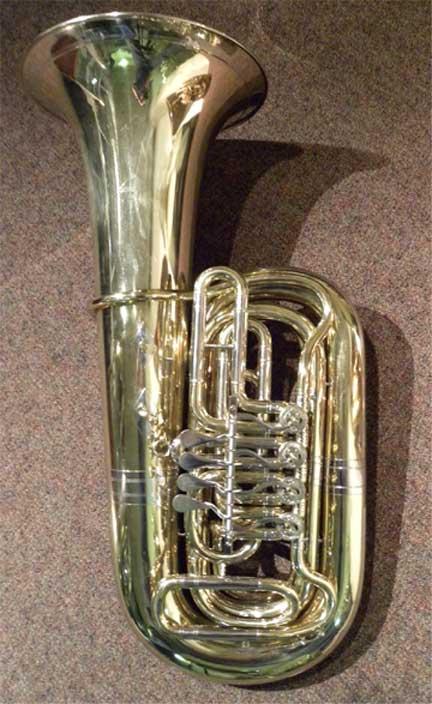 unterschied tuba bariton