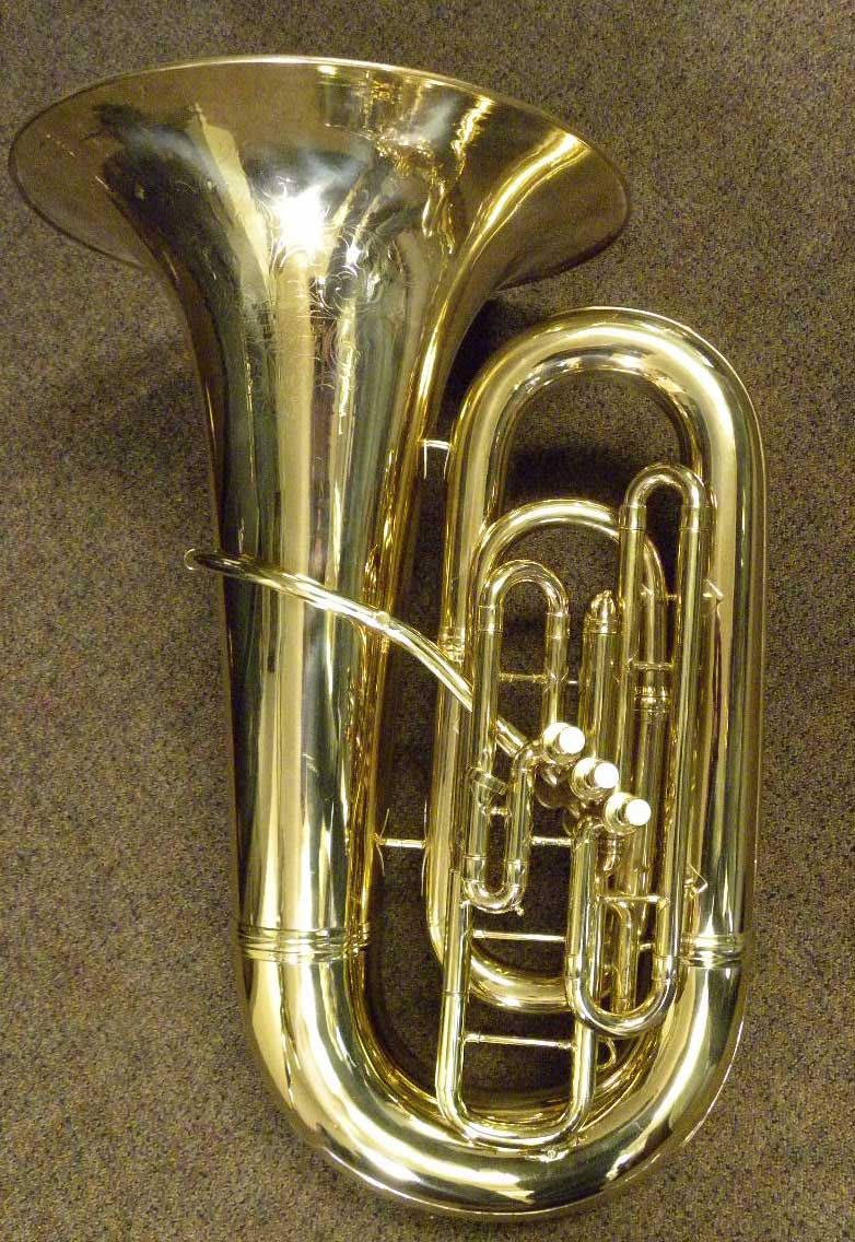 Custom Shop Eb Tuba - CTU-E900S   Big Band Instrument Sales